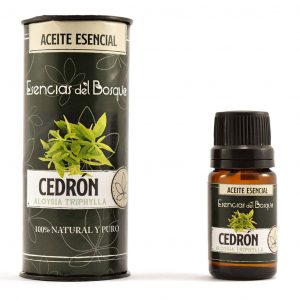 Cedrón Aceite Esencial 100% Natural y Puro