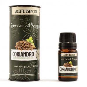 Coriandro Aceite Esencial 100%